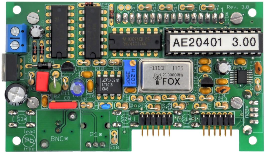 AE20401 PCB